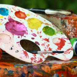 10 Avantages de la peinture et du coloriage dans l'éducation des tout-petits