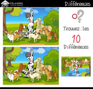 Différences12