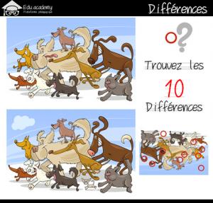 Différences5