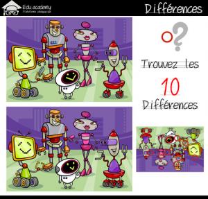Différences8