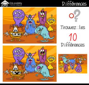 Différences9