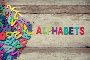 Liste des alphabets dans le monde