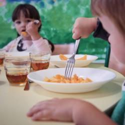 Repas scolaires et alimentation saine