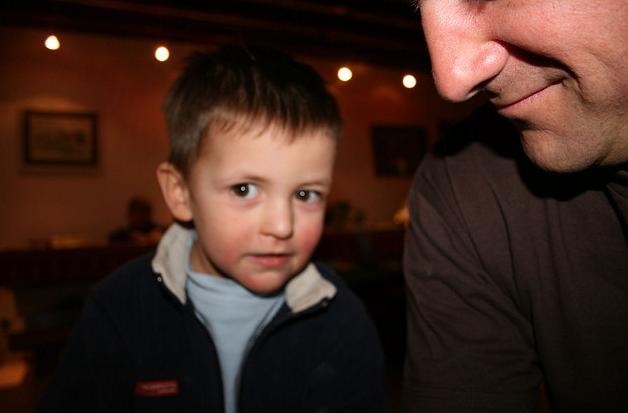 La timidité chez les enfants