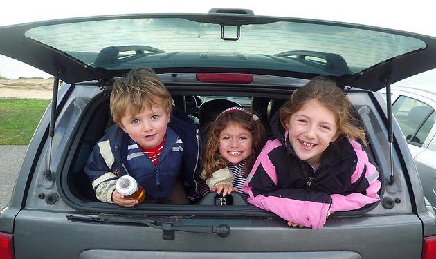 Des conseils pour voyager en voiture avec des enfants