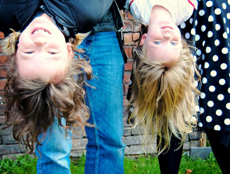 Savez-vous que les parents sont le meilleur exemple pour les enfants?
