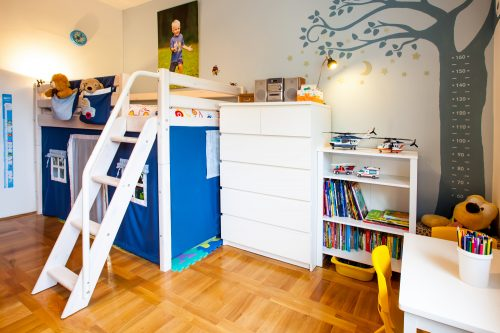 Choisir intelligemment un meuble pour la chambre d'enfant
