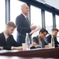 Excellente formation avec un coaching de dirigeants et managers